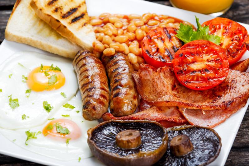 Le abitudini alimentari inglesi