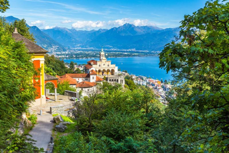 Le 5 migliori località della Svizzera italiana