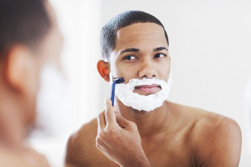 Barba uomo: tagli per un viso tondo