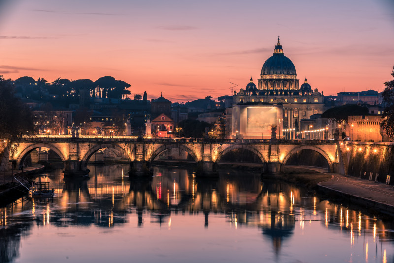 5 cose da vedere a Roma di sera