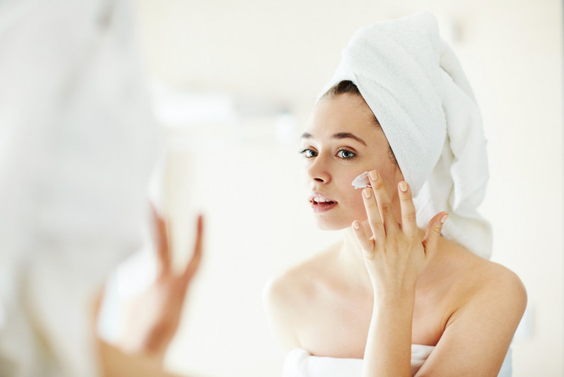 Pulizia del viso: cosa non fare dopo