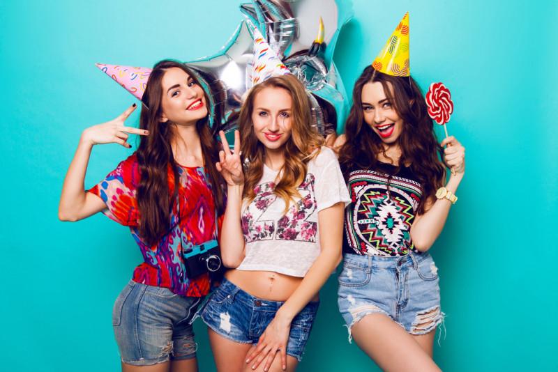 5 outfit per una festa di compleanno