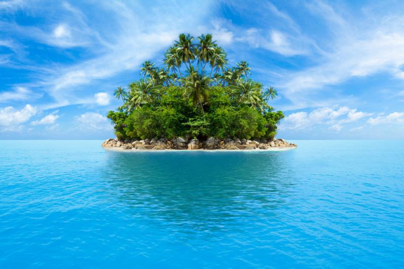 10 cose da portare su un'isola deserta
