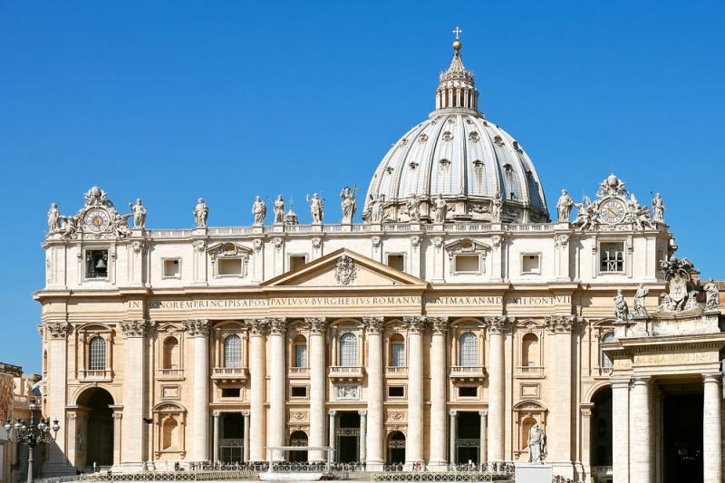 Come visitare la cupola di San Pietro
