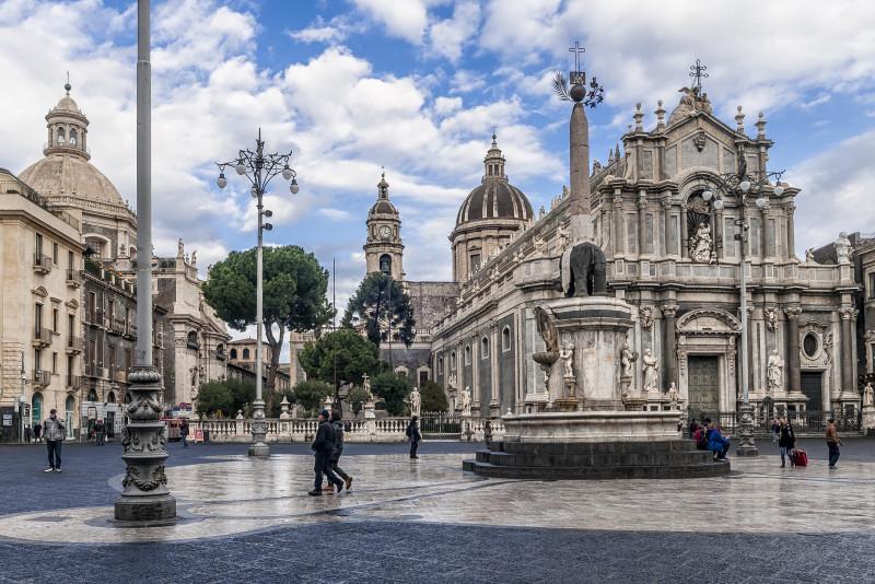 Come e cosa visitare a Catania in un giorno