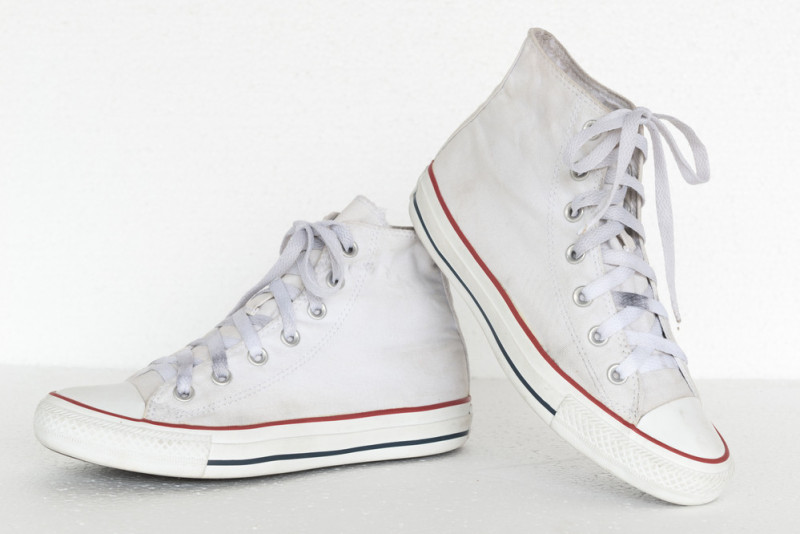 Come pulire le Converse bianche | Beauty