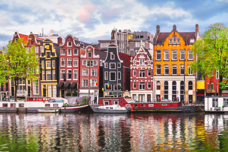 Come visitare Edam, Volendam e Marken partendo da Amsterdam