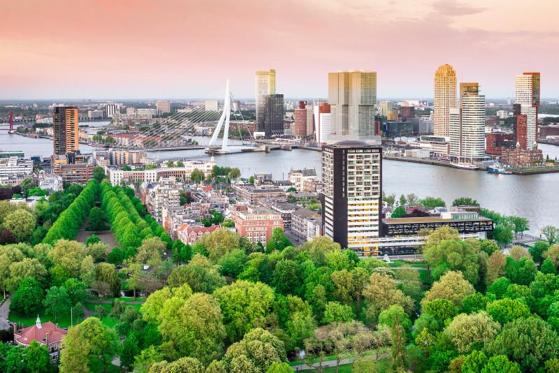 Come visitare Rotterdam in un giorno