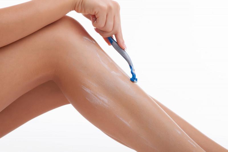 Come depilarsi con la lametta