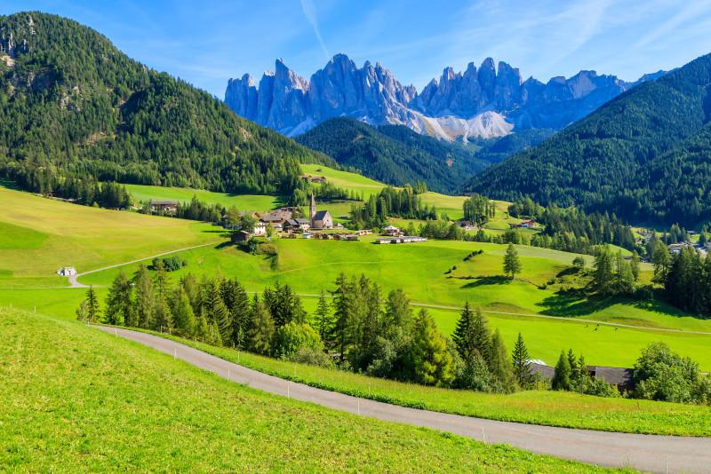 Le più belle località dell'Alto Adige