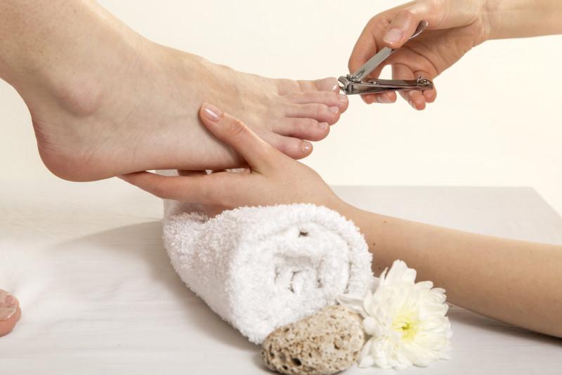 Come tagliarsi le unghie dei piedi