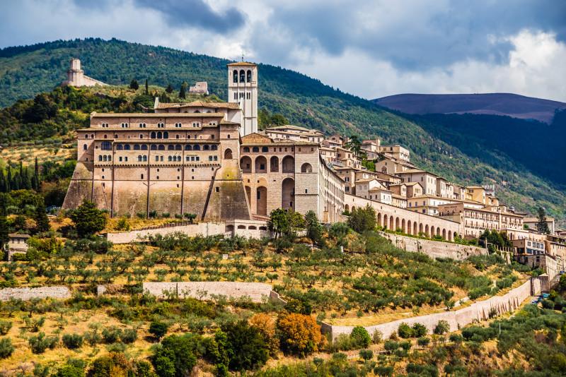 Come e dove fare un weekend in Umbria