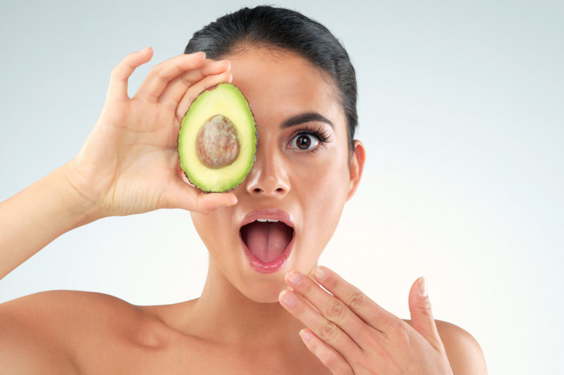 Come fare la maschera all'avocado
