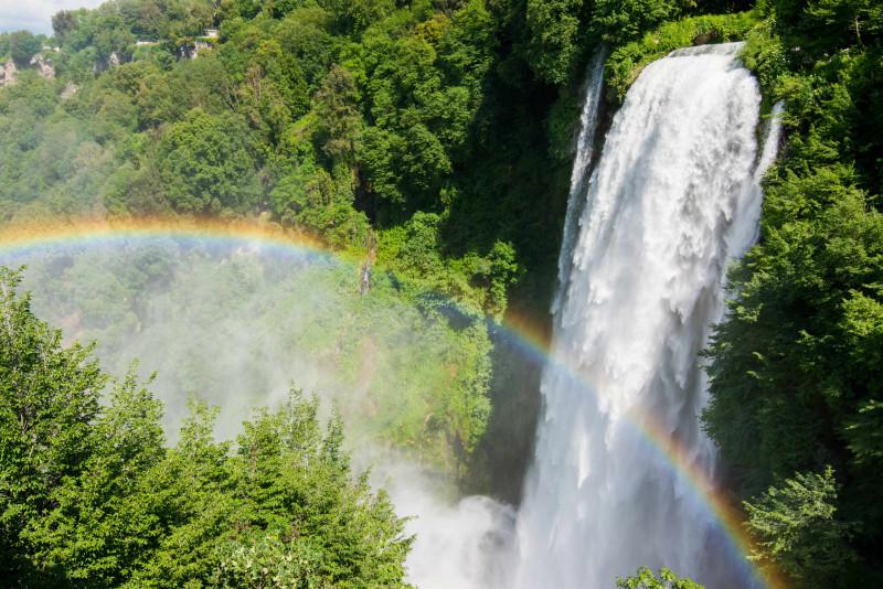 Come visitare le cascate delle Marmore e dintorni