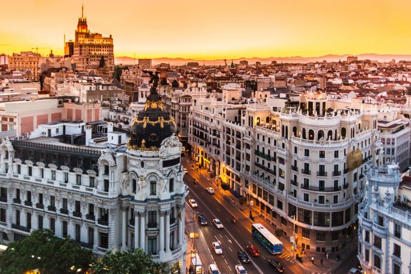 Itinerario per 3 giorni a Madrid
