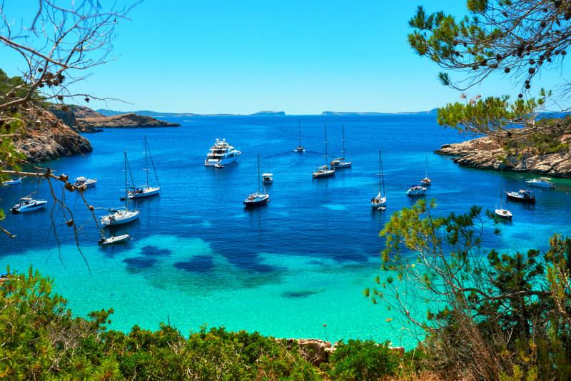 Come raggiungere Formentera da Ibiza
