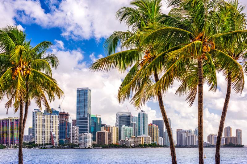 Come raggiungere Key West da Miami