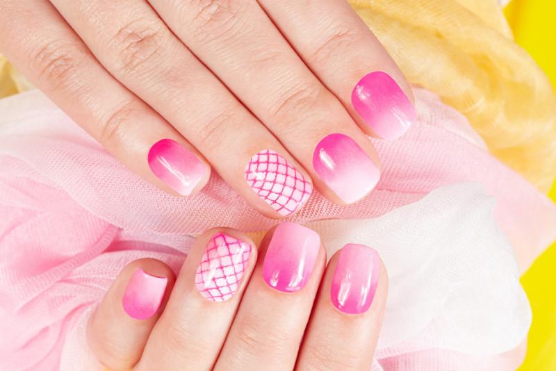 Nail art: come ottenere l'effetto sfumato