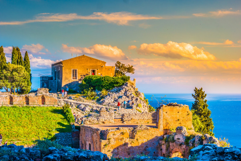 Come visitare la Sicilia in camper