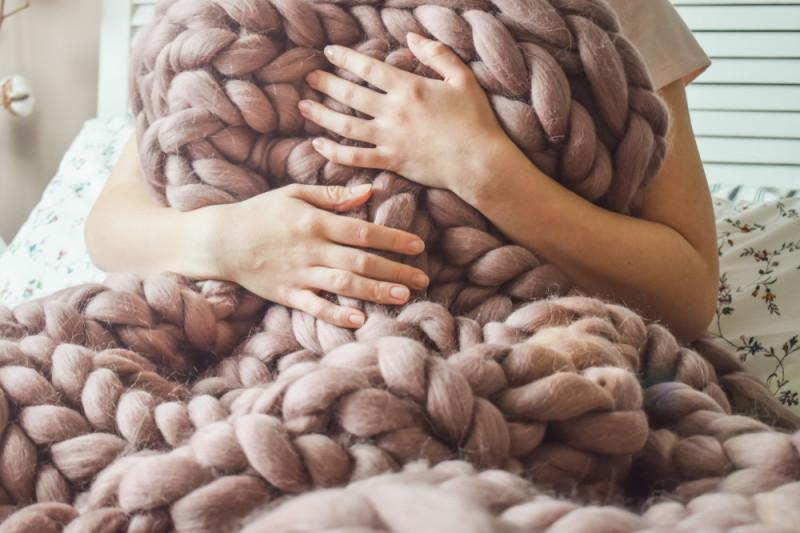 Come trattare la lana ingiallita