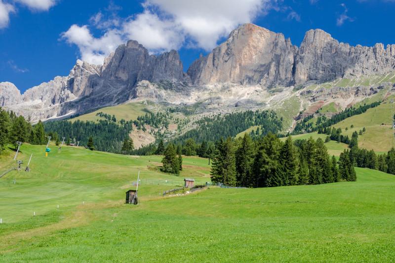 Le 10 migliori località montane in Italia