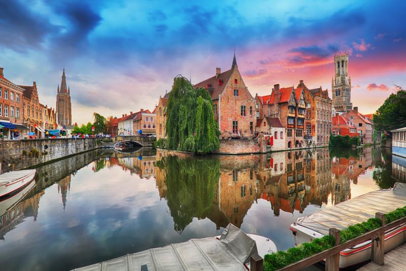 Come e cosa visitare a Bruges in un giorno