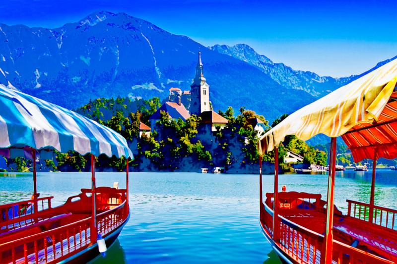 Come andare in Slovenia senza pagare il bollo