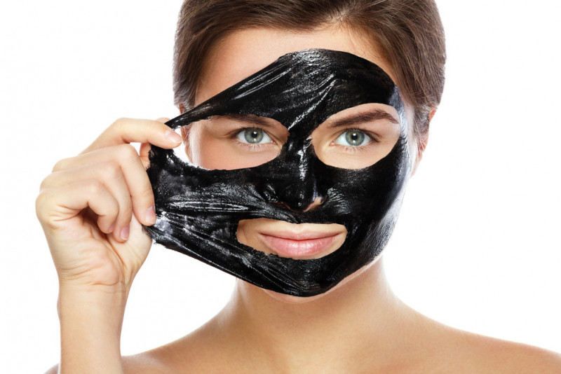 Come utilizzare le black mask