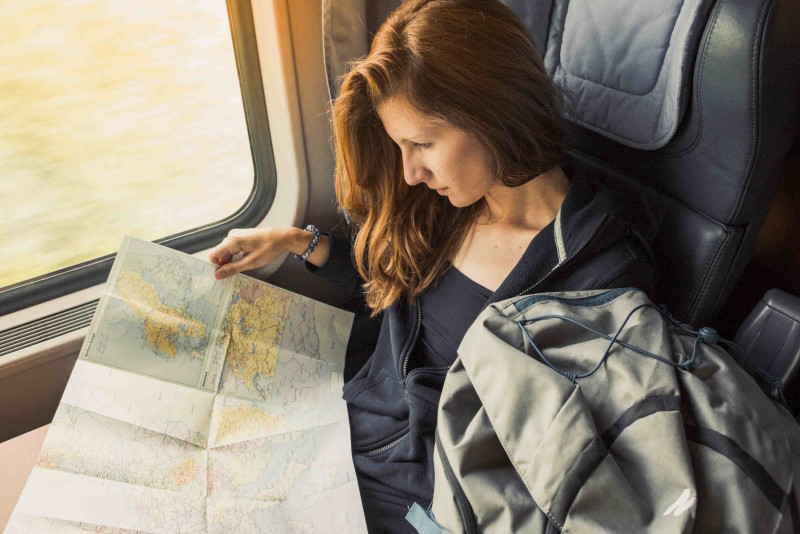 Come visitare l'Europa in treno