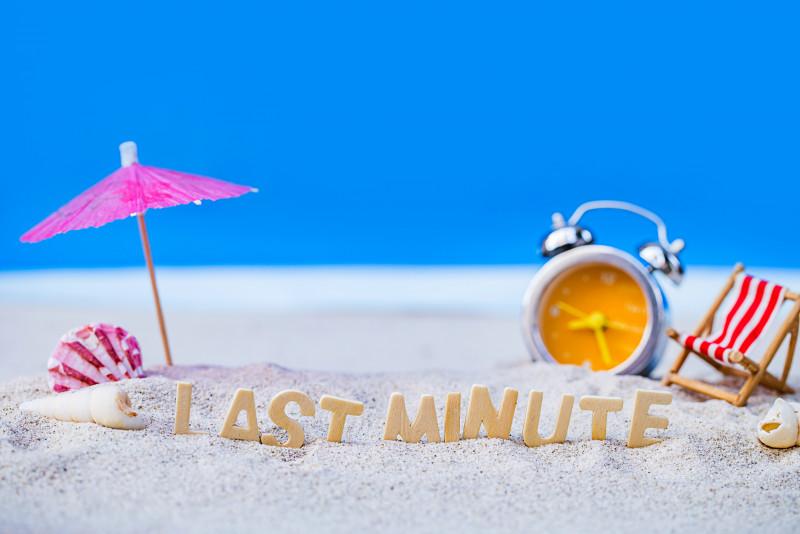 Come viaggiare Last Minute