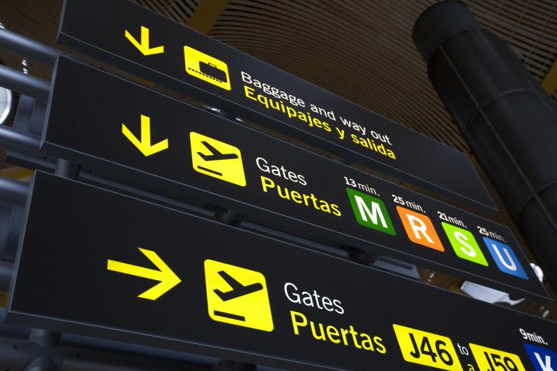 Come arrivare dall'aeroporto di Madrid al centro