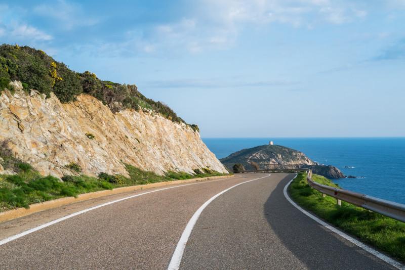 Girare la Sardegna in auto: consigli