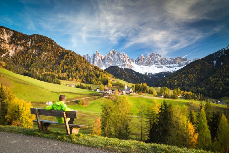 Itinerari del Trentino-Alto Adige