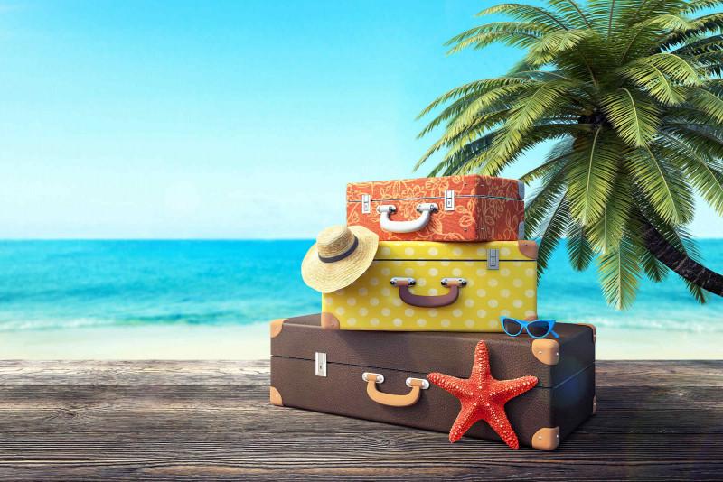 Come fare una valigia perfetta per il mare
