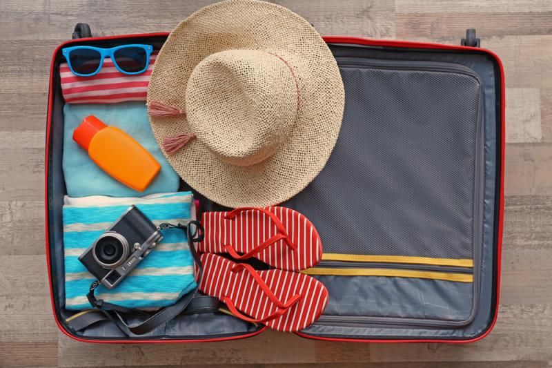 Come guadagnare spazio nella valigia
