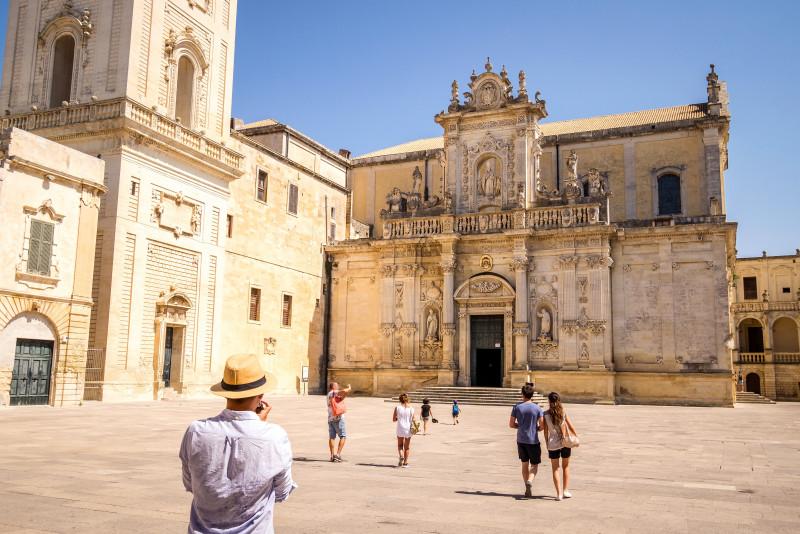 Lecce : itinerari a piedi