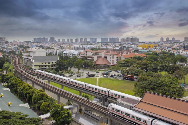 Come muoversi a Singapore: trasporti, metro e bus