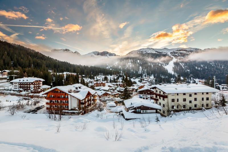 5 mete per trascorrere le feste di Natale in montagna