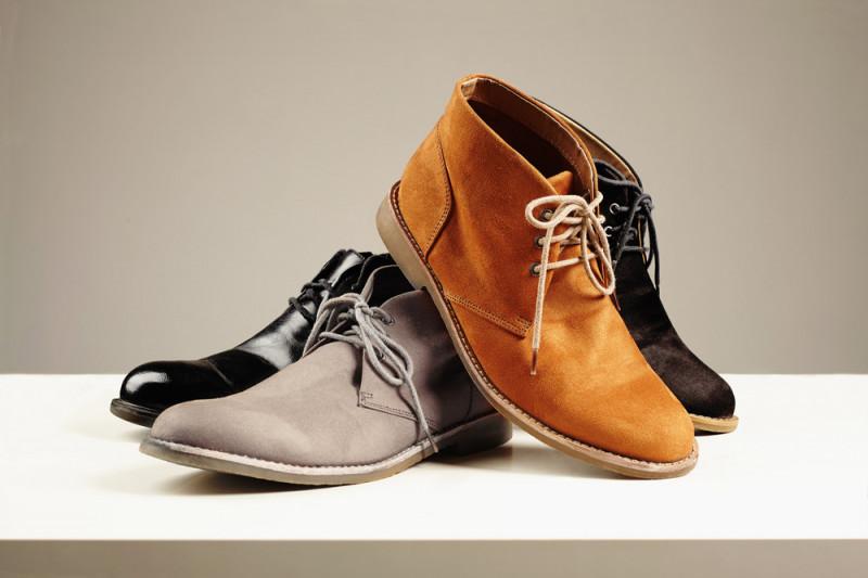 Come pulire le scarpe scamosciate