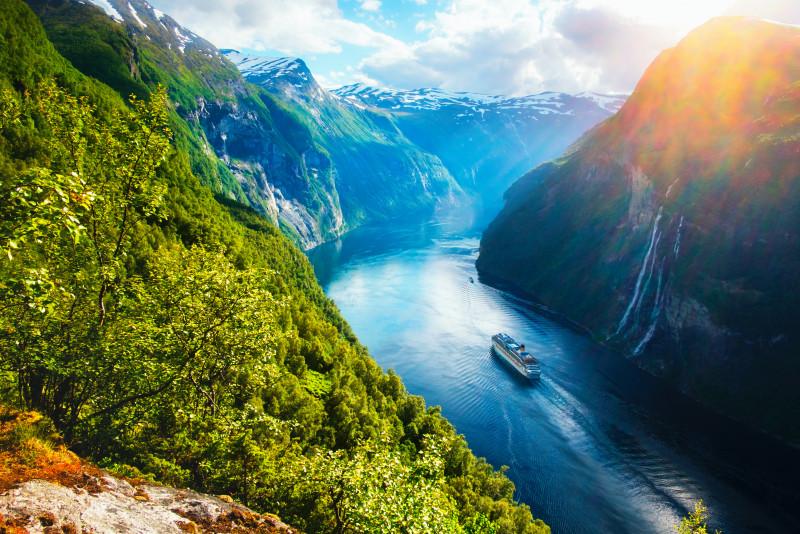 Come organizzare un viaggio economico in norvegia