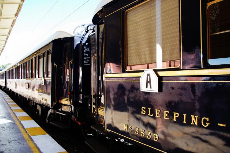 Come viaggiare sull'Orient Express