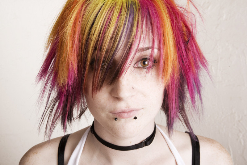 new style 0e45e e06b1 Come creare un travestimento da punk per Carnevale | Beauty