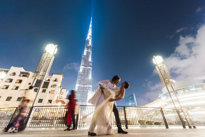 5 mete di viaggi di nozze a dicembre
