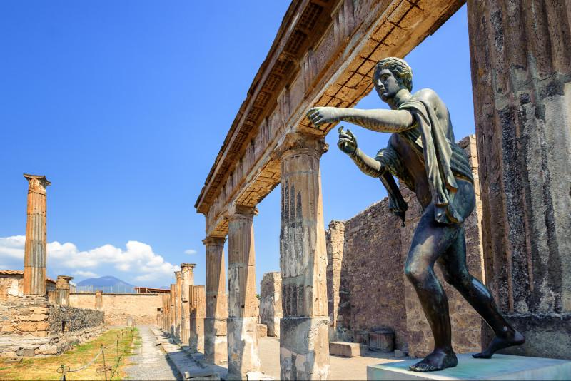 Come raggiungere e visitare Pompei