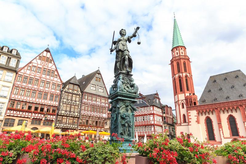Come raggiungere il centro di Francoforte dall'aeroporto