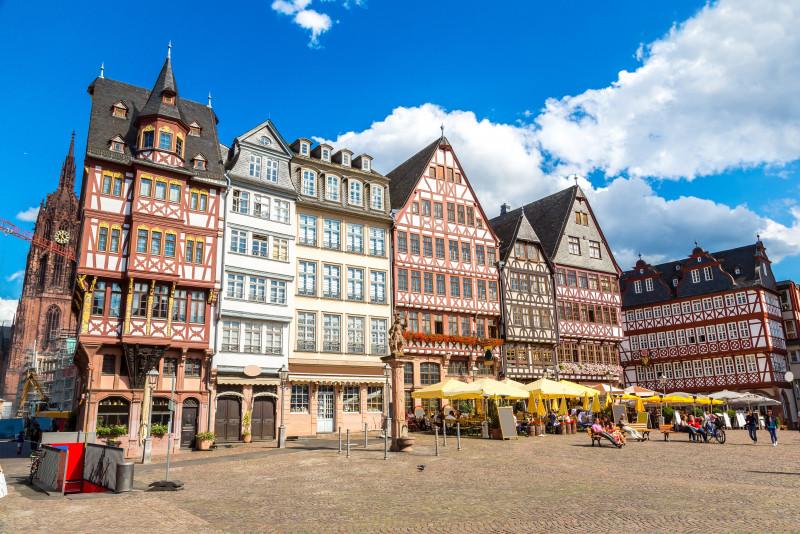 Come visitare Francoforte in 3 giorni