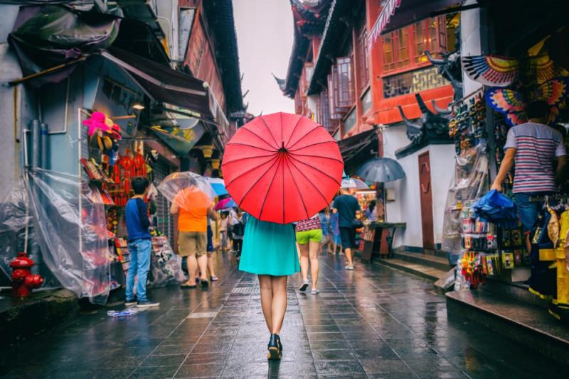 Cosa comprare durante una vacanza in Cina