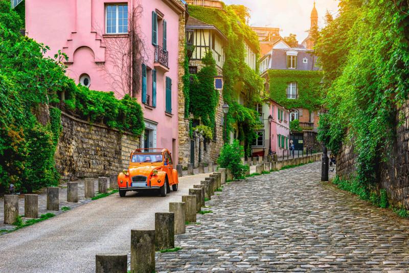 Visitare la Francia in auto: cosa vedere