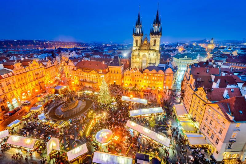 Divertimento a Praga: vita notturna