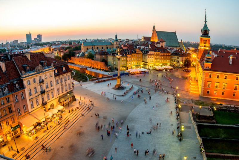 Dove e cosa mangiare a Varsavia